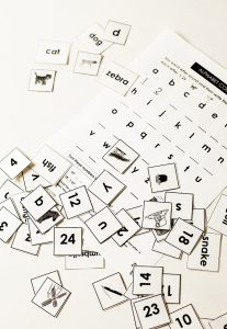 dyslexia spelling work cards 2