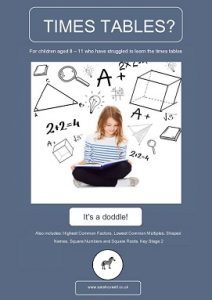 A novel approach to teaching children the times tables facts